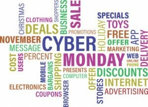 Get Ready For Cyber Monday
