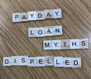 Four Payday Loan Myths Dispelled